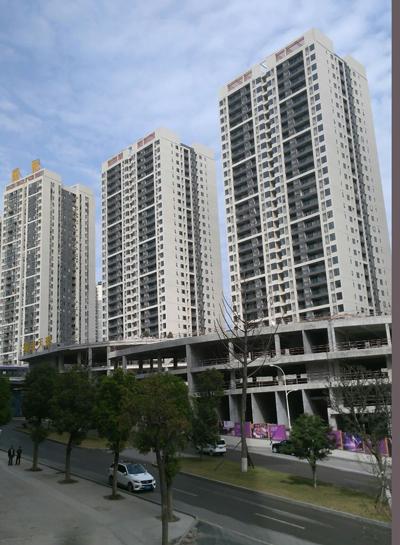 B区新世纪商业及住房